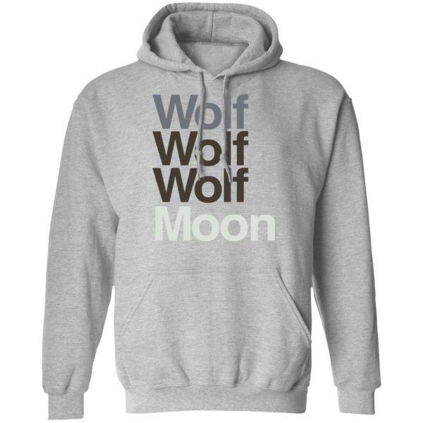 3 Wolvetica Shirt, Hoodie, Tank Apparel 9