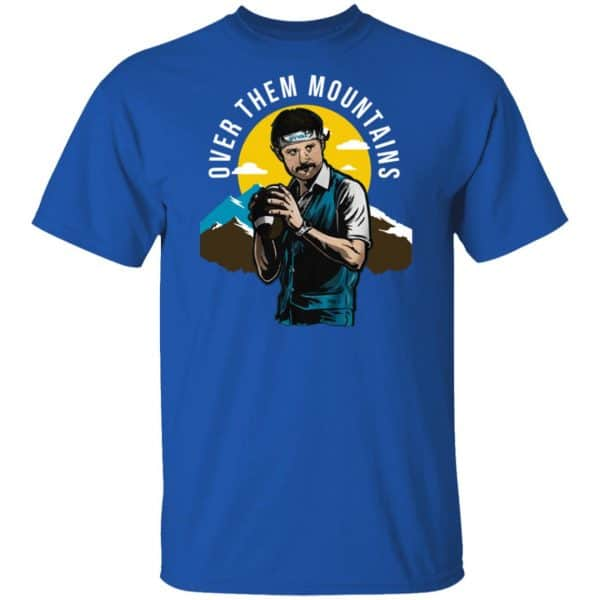 Gardner Minshew Duval Over Them Mountains Shirt, Hoodie, Tank New Designs