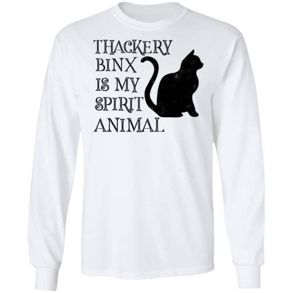 Hocus Pocus Thackery Binx Is My Spirit Animal Halloween Shirt, Hoodie, Tank