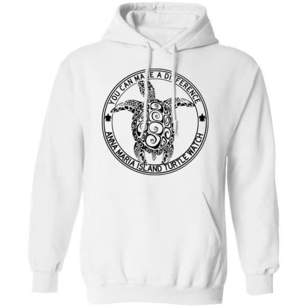 Anna Maria Island Turtle Watch You Can Make A Difference Shirt, Hoodie, Tank