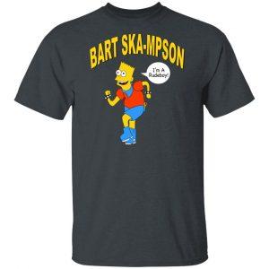 Bart Ska-Mpson Shirt, Hoodie, Tank