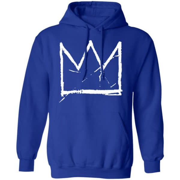 Basquiat King Crown Shirt, Hoodie, Tank Apparel
