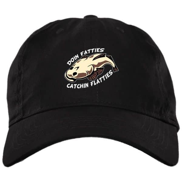 Doing Fatties Catching Flatties Funny Hat Hat 3