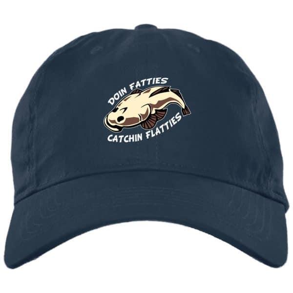Doing Fatties Catching Flatties Funny Hat Hat 4