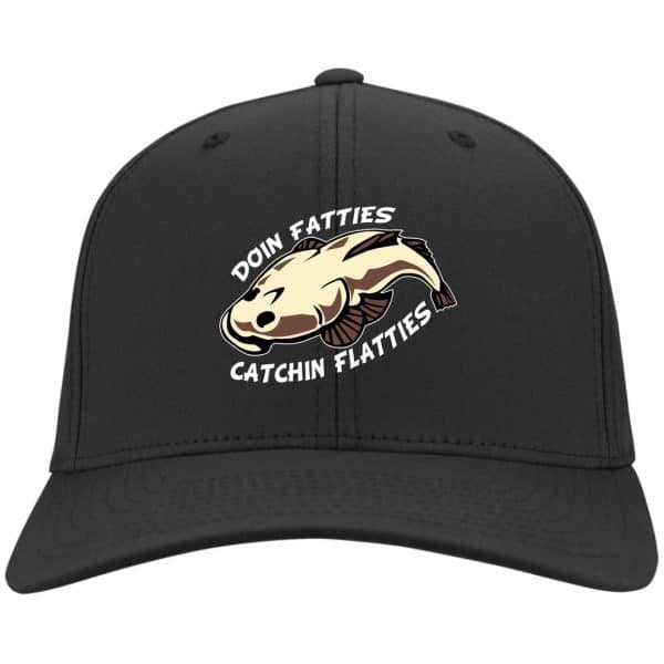 Doing Fatties Catching Flatties Funny Hat Hat 5