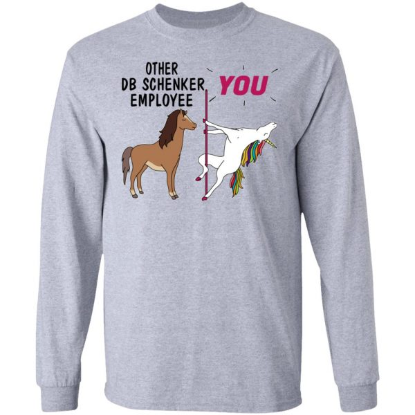 Other DB Schenker Employee You Unicorn Funny Shirt, Hoodie, Tank Apparel 9