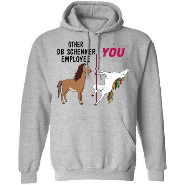 Other DB Schenker Employee You Unicorn Funny Shirt, Hoodie, Tank Apparel 12