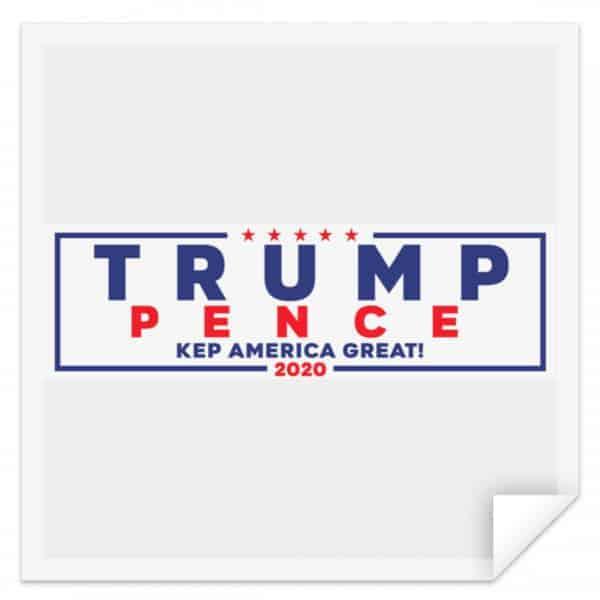 Official Trump-Pence 2020 Bumper Sticker Stickers 3