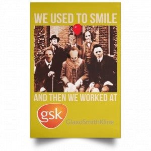 We Used To Smile And Then We Worked At Network Rail Shirt, Hoodie, Tank Apparel
