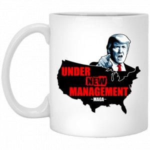 Under New Management #Maga Mug Coffee Mugs