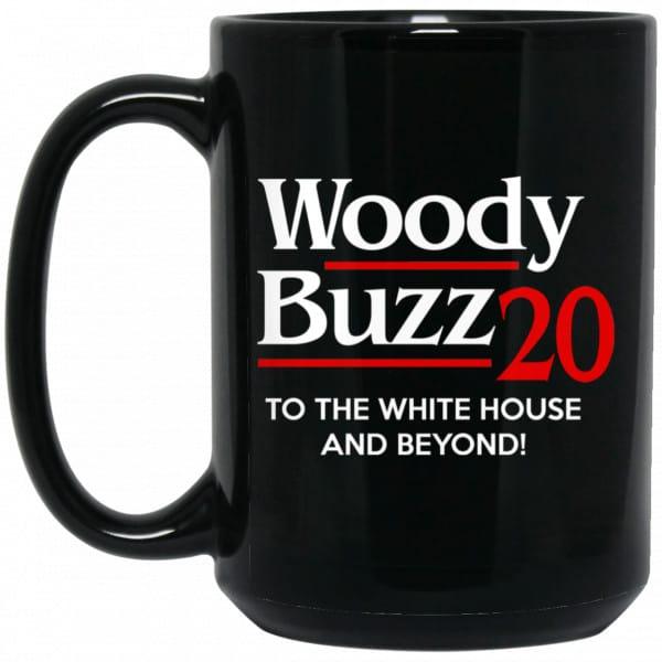 Woody Buzz 2020 To The White House And Beyond Mug Coffee Mugs 4