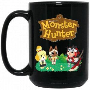 Welcome To Monster Hunter Mug Coffee Mugs