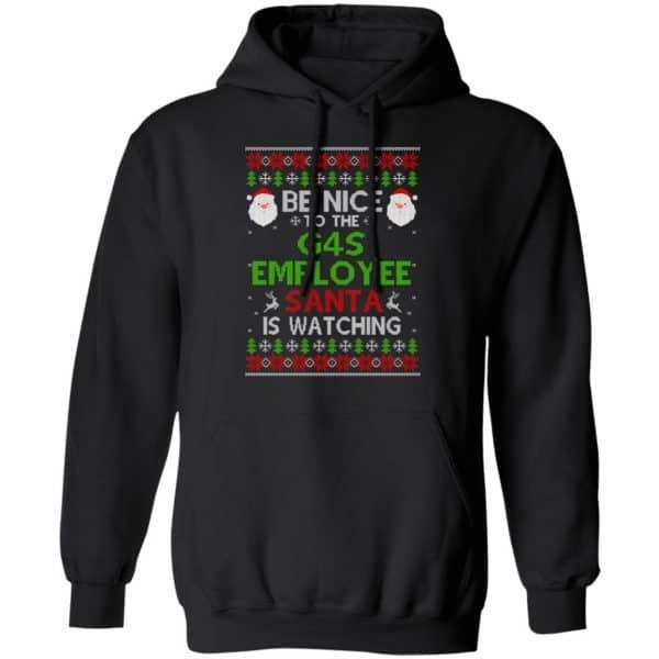 Be Nice To The G4S Employee Santa Is Watching Christmas Sweater, Shirt, Hoodie Christmas 7