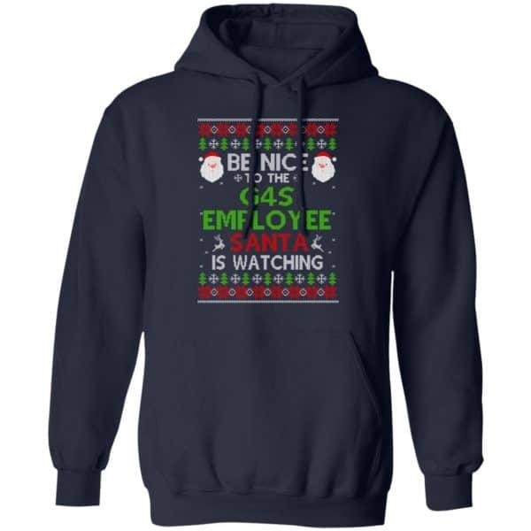 Be Nice To The G4S Employee Santa Is Watching Christmas Sweater, Shirt, Hoodie Christmas 8
