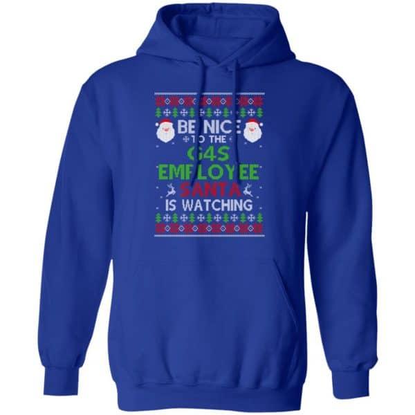 Be Nice To The G4S Employee Santa Is Watching Christmas Sweater, Shirt, Hoodie Christmas 10