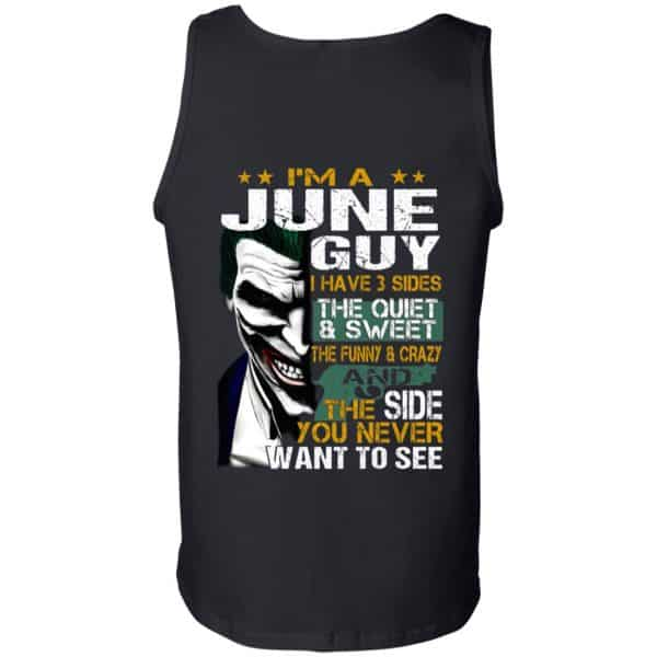 Joker June Guy Have 3 Sides The Quiet And Sweet Shirt, Hoodie, Tank Birthday Gift & Age 13