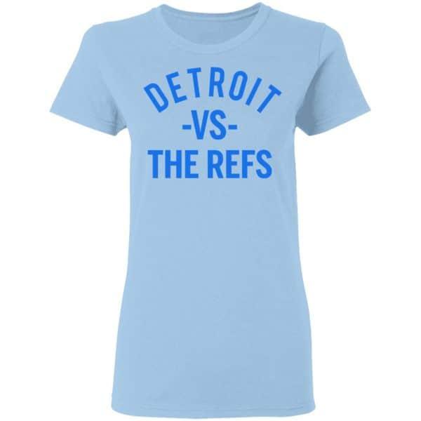 Detroit Vs The Refs Shirt, Hoodie, Tank Apparel 6