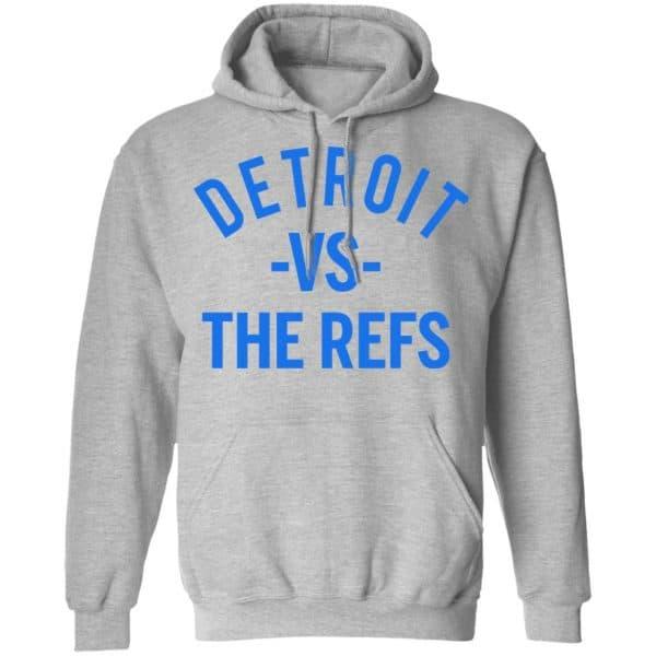 Detroit Vs The Refs Shirt, Hoodie, Tank Apparel 12