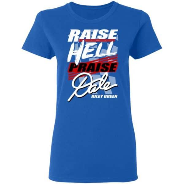 Riley Green Raise Hell Praise Dale Shirt, Hoodie, Tank Apparel 10