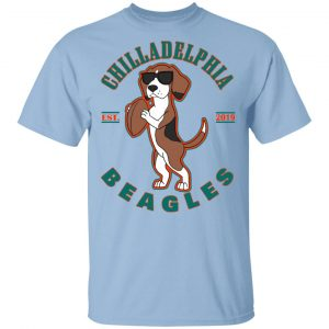 Chilladelphia Beagles Shirt, Hoodie, Tank Apparel