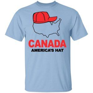 Canada America's Hat Shirt, Hoodie, Tank