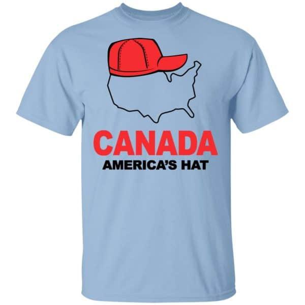 Canada America's Hat Shirt, Hoodie, Tank Apparel 3