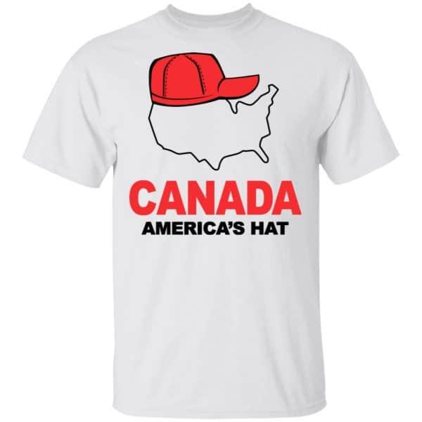 Canada America's Hat Shirt, Hoodie, Tank Apparel 4