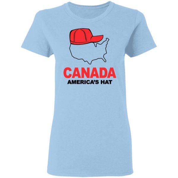 Canada America's Hat Shirt, Hoodie, Tank Apparel 6