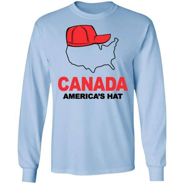Canada America's Hat Shirt, Hoodie, Tank Apparel 11