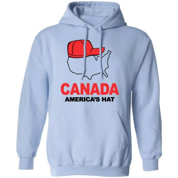Canada America's Hat Shirt, Hoodie, Tank Apparel 14