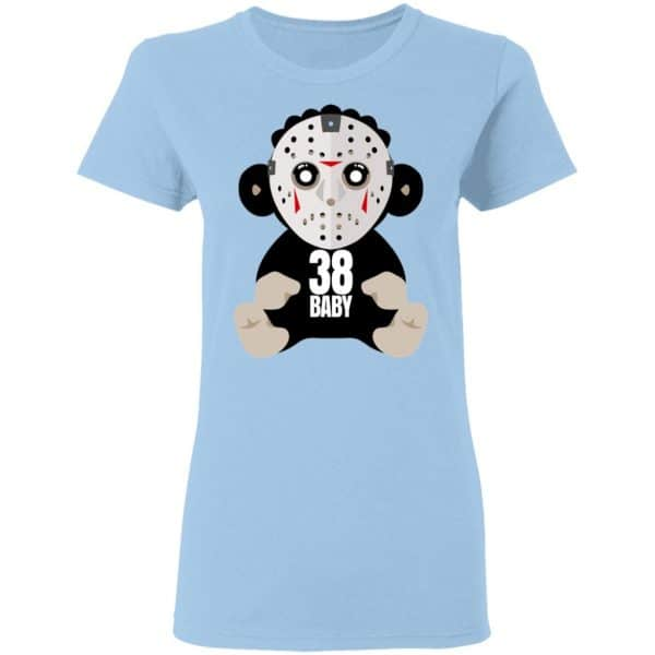 38 Baby Monkey Jason Voorhees Shirt, Hoodie, Tank Funny Quotes 6