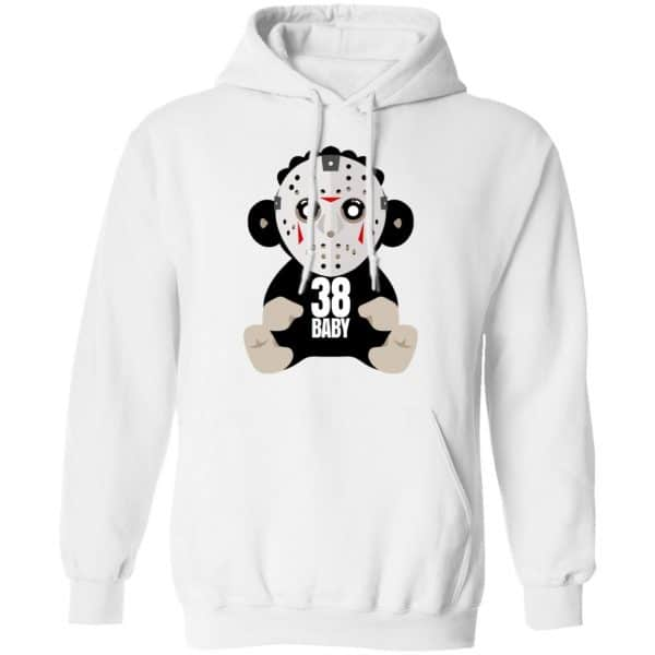 38 Baby Monkey Jason Voorhees Shirt, Hoodie, Tank Funny Quotes 13