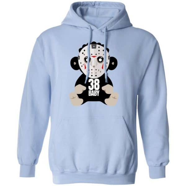38 Baby Monkey Jason Voorhees Shirt, Hoodie, Tank Funny Quotes 14