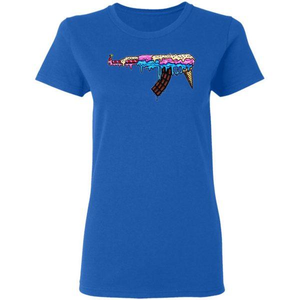 Ice Cream Gun Shirt, Hoodie, Tank Apparel 10