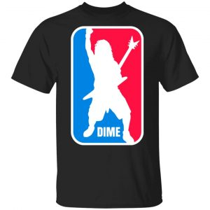 Dime Dimebag Darrell Sport Logo Shirt, Hoodie, Tank Apparel