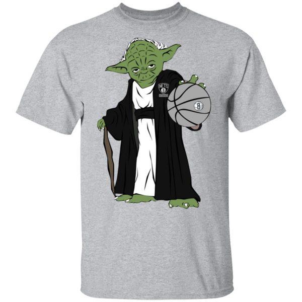 Master Yoda Brooklyn Nets Shirt, Hoodie, Tank Apparel