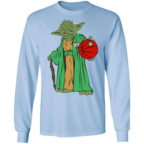 Master Yoda Boston Celtics Shirt, Hoodie, Tank