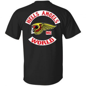 Hells Angels MC World Shirt, Hoodie, Tank