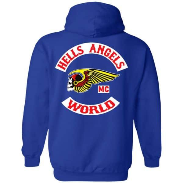 Hells Angels MC World Shirt, Hoodie, Tank