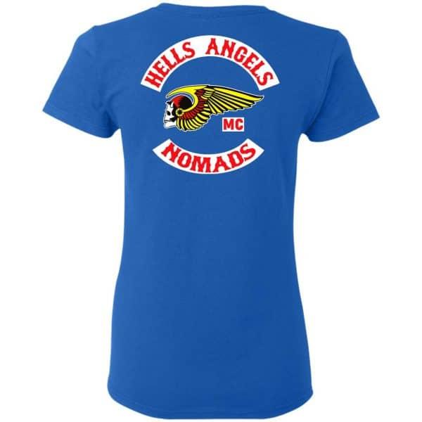Hells Angels MC Nomads Shirt, Hoodie, Tank Apparel