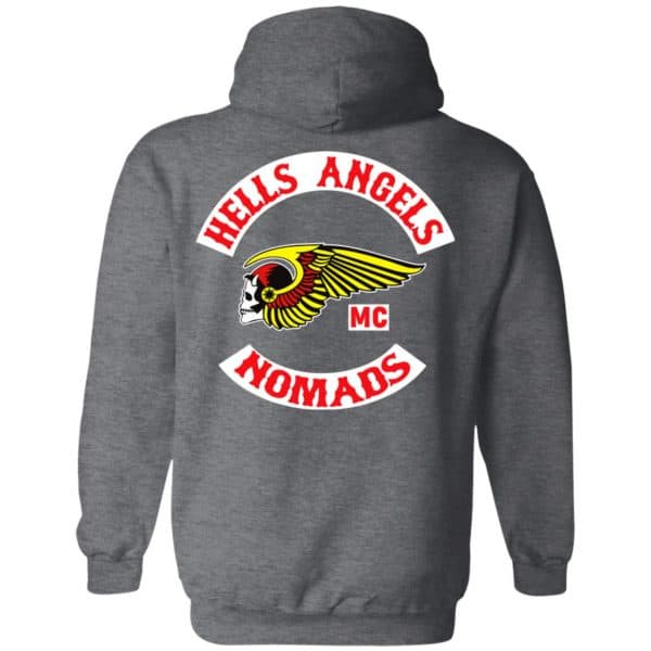 Hells Angels MC Nomads Shirt, Hoodie, Tank