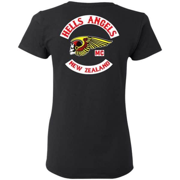 Hells Angels MC New Zealand Shirt, Hoodie, Tank