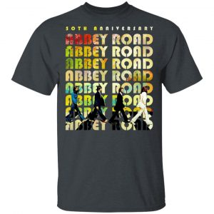 Abbey Road 50th Anniversary The Beatles Shirt, Hoodie, Tank
