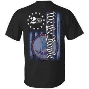 We The People Virginia Shirt, Hoodie, Tank