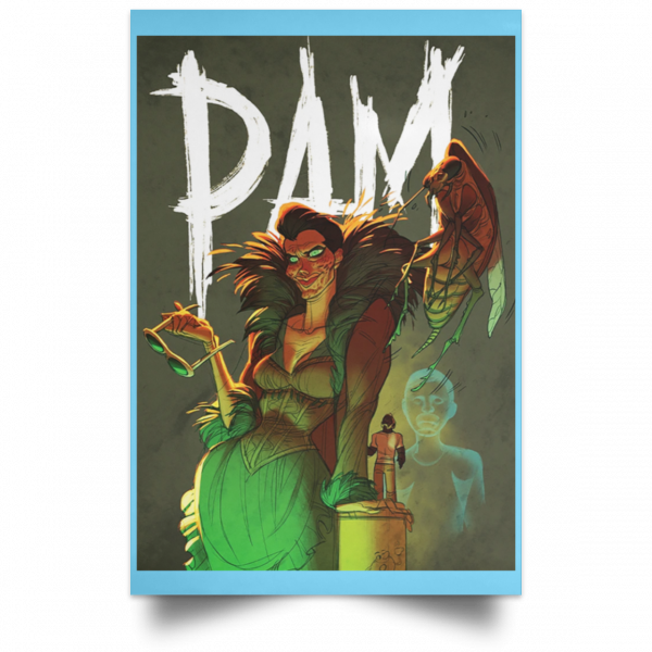 The Final Pam Poster Posters 3