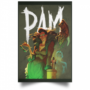 The Final Pam Poster Posters