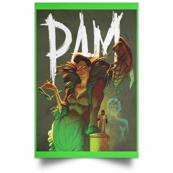 The Final Pam Poster Posters 6