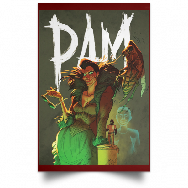 The Final Pam Poster Posters 7