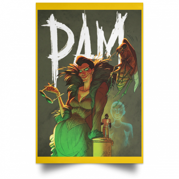 The Final Pam Poster Posters 11
