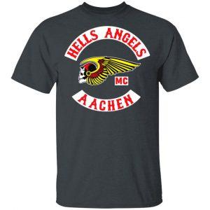 Hells Angels MC Aachen Shirt, Hoodie, Tank